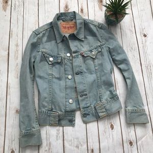 Levi Strauss & Co Jean Jacket Size Small